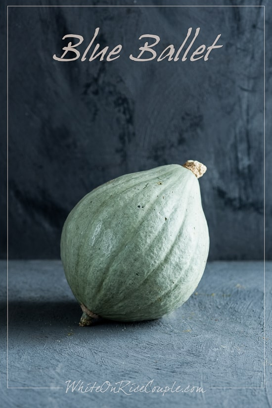 Winter Squash Varieties and Pumpkin Guide by Todd and Diane   @whiteonrice