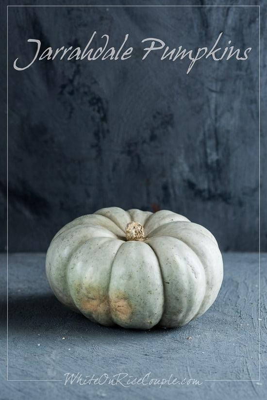 Jarrahdale Pumpkin Turban Squash Winter Squash Varieties and Pumpkin Guide by Todd and Diane   @whiteonrice