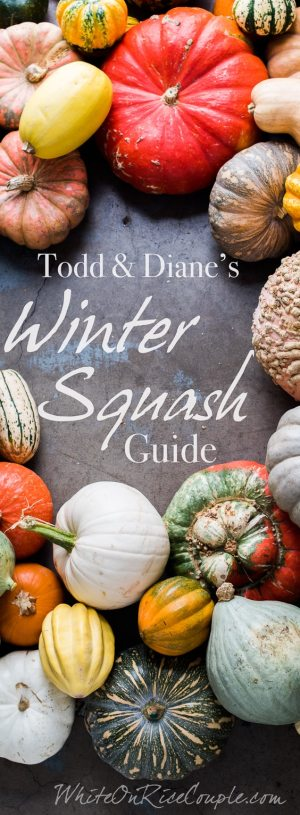 Ultimate Winter Squash and Pumpkin Guide   @whiteonrice