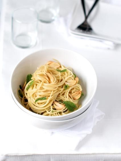 butter garlic noodle recipe