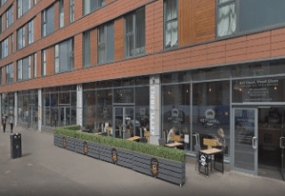 New Permission: Kettlebell Kitchen, Ancoats, Manchester
