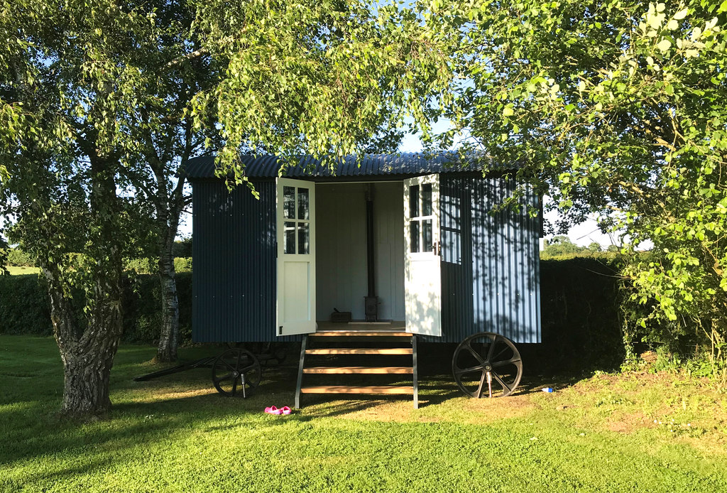 Traditional Shepherd Hut