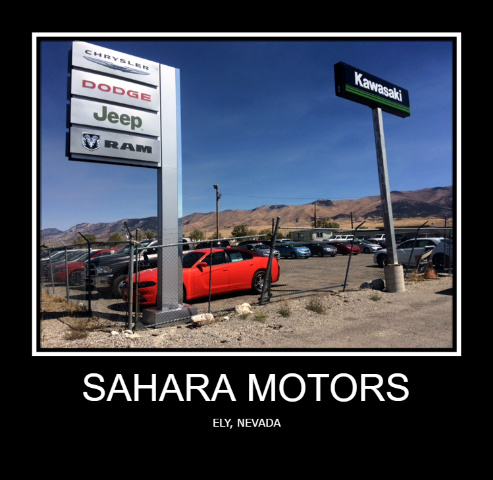 Featured Business - Sahara Motors