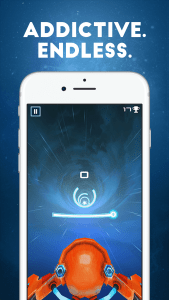 Tubocity - Get Your Ship Together - Addictive Endless Tunnel Tube Runner Arcade Game Screenshot