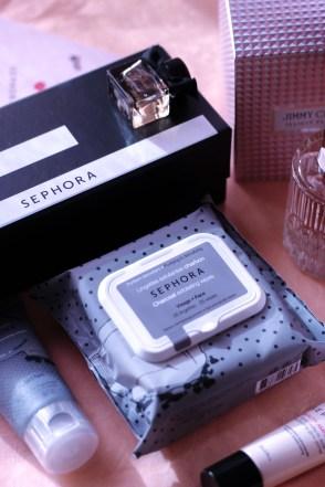 Chusteczki peelingujące Sephora