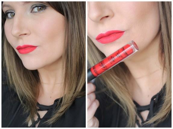 Fluid Velvet Mat Lipstick #07  Deborah Milano