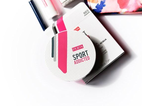 Sport Addicted – kosmetyki do makijażu odporne na pot PUPA MILANO