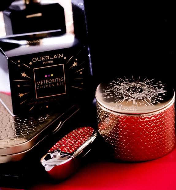 Guerlain, świąteczna kolekcja GOLDEN BEE