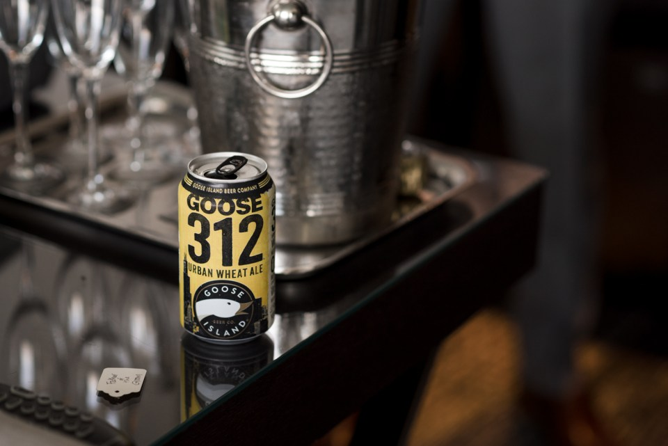 A can of 312 beer