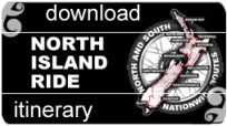 North Island Routes 2015