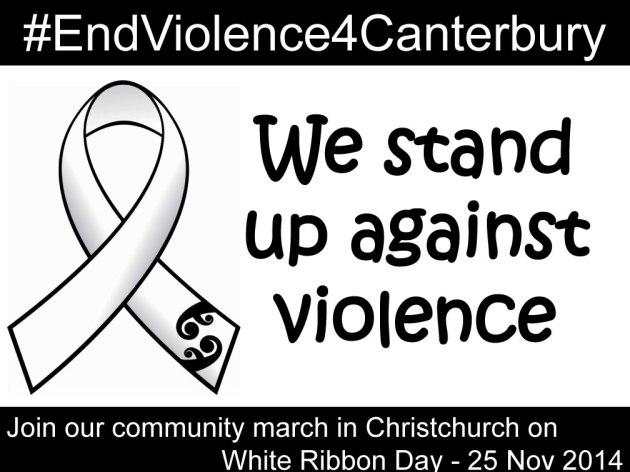 #EndViolence4Canterbury
