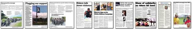 media for newsletter
