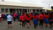 Riccarton school in Christchurch
