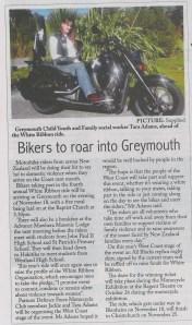 Greystar Newspaper