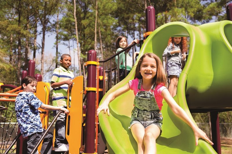 White Rock all abilities and all ages playground