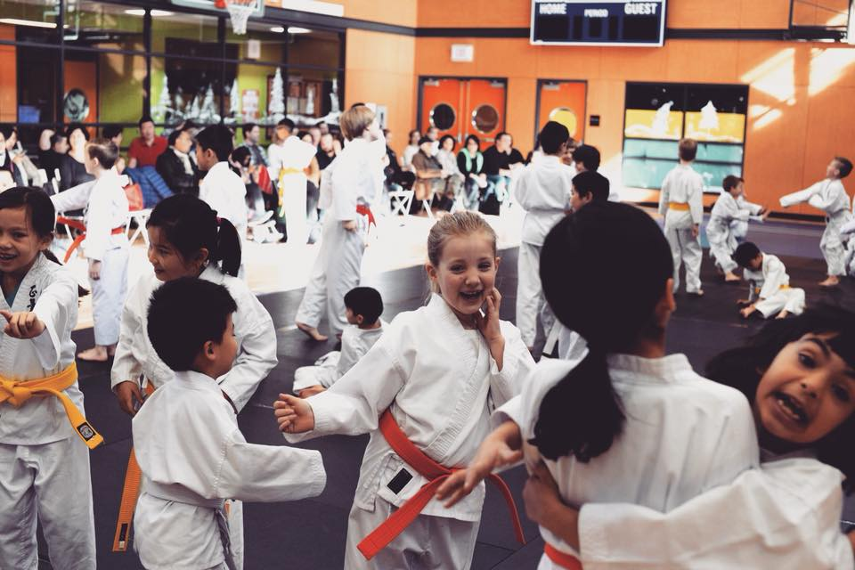 Martial arts programs for kids in south surrey white rock