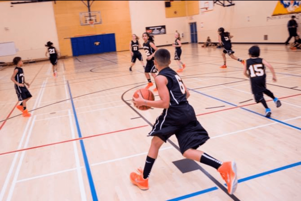 Athelite Basketball White Rock South Surrey Afterschool Programs