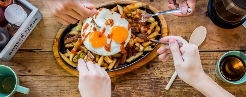 wooden spoon brunch cozy restaurants kid friendly kids family breakfast morning food meal
