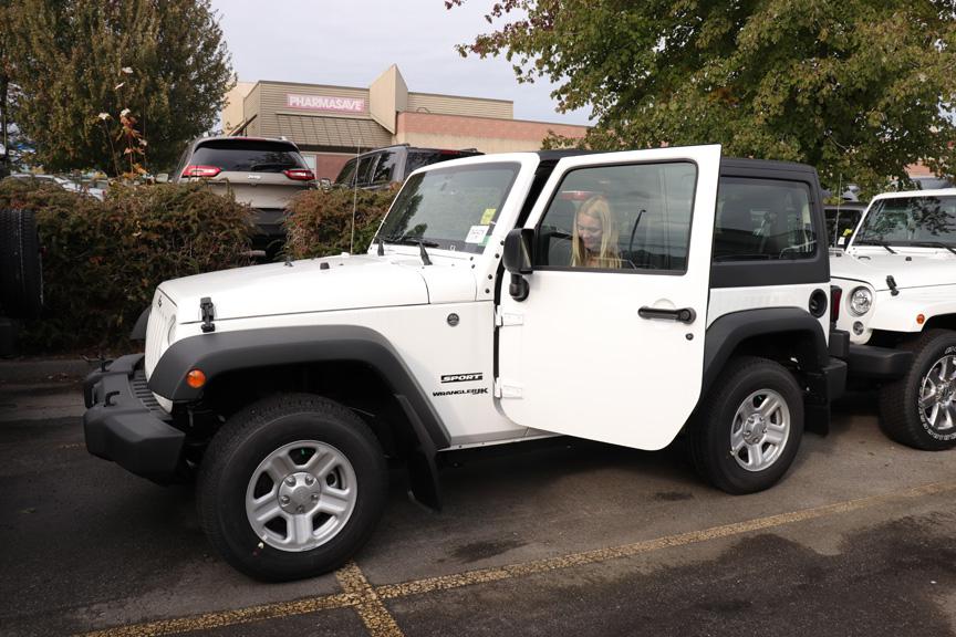 Jeep Wrangler Contest winner go dodge surrey
