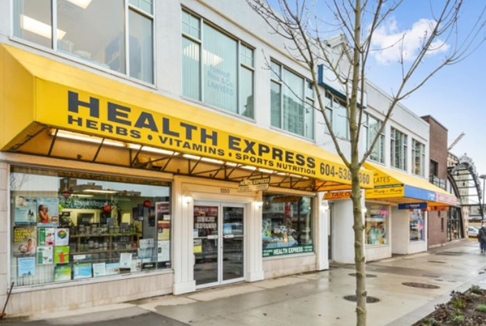 Health Express White Rock South Surrey