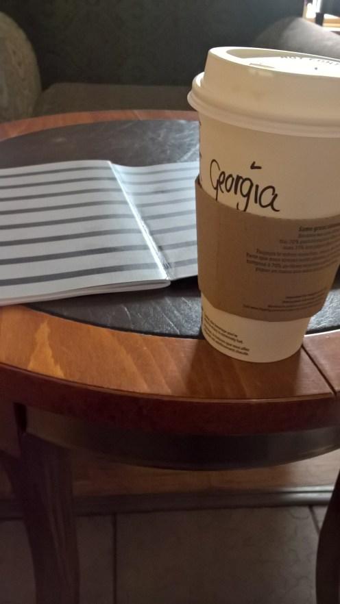 Starbucks Reading