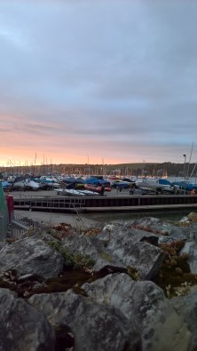 Falmouth Moor Sunset