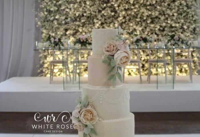 Modern Wedding Cakes Archives White Rose Cake Design