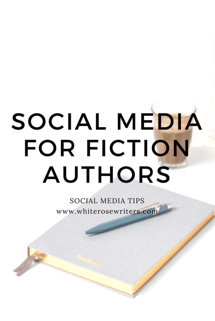 Social Media For Fiction Authors