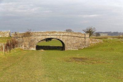 Old canal bridge