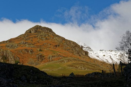 View on way up Stickle Ghyll