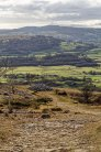 Looking across the Lyth Valley from Scout Scar