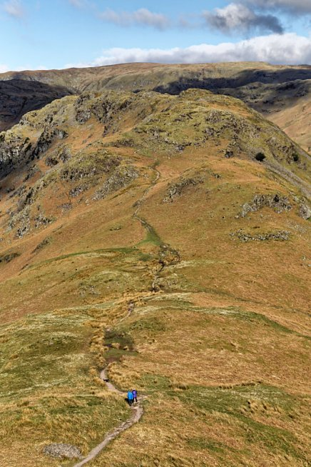 Towards Gibson Knott from Helm Cragg