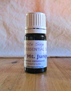 swarf mountain juniper essential oil 2