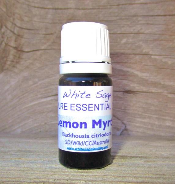 Lemon Myrtle Essential Oil 5 ml