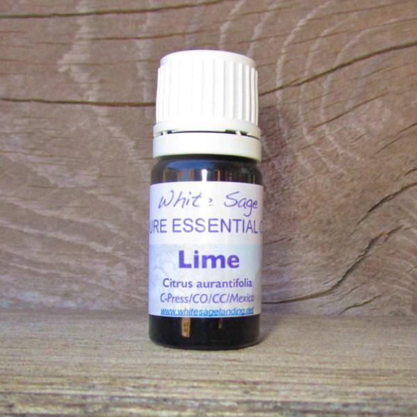 Lime Essential Oil 5 ml