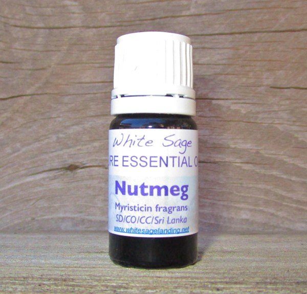 Nutmeg Essential Oil 5 ml