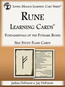 Jay DeForest Rune Cards