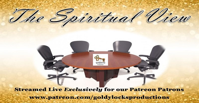 The Spiritual View Show Banner