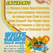 Today is Philly Steak Saturday at White Sands Beach House Jimbaran