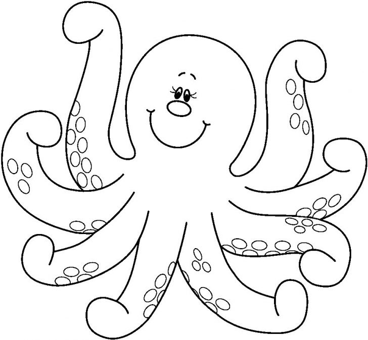 100day 91 awesome octopus coloring page photo ideas