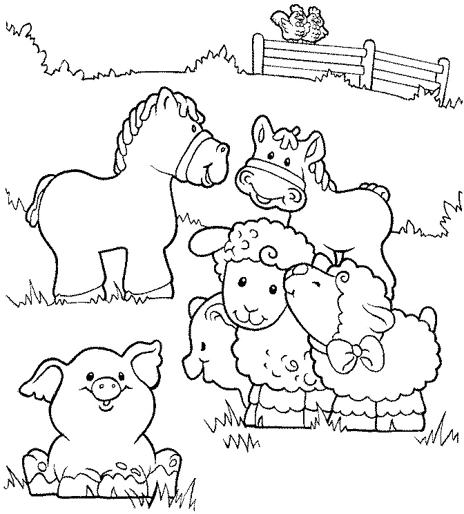 1270 farm animal free clipart 9