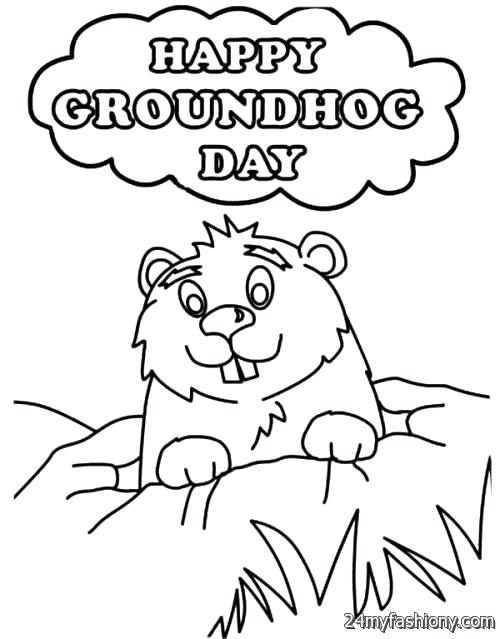 1280 groundhog day free clipart 8