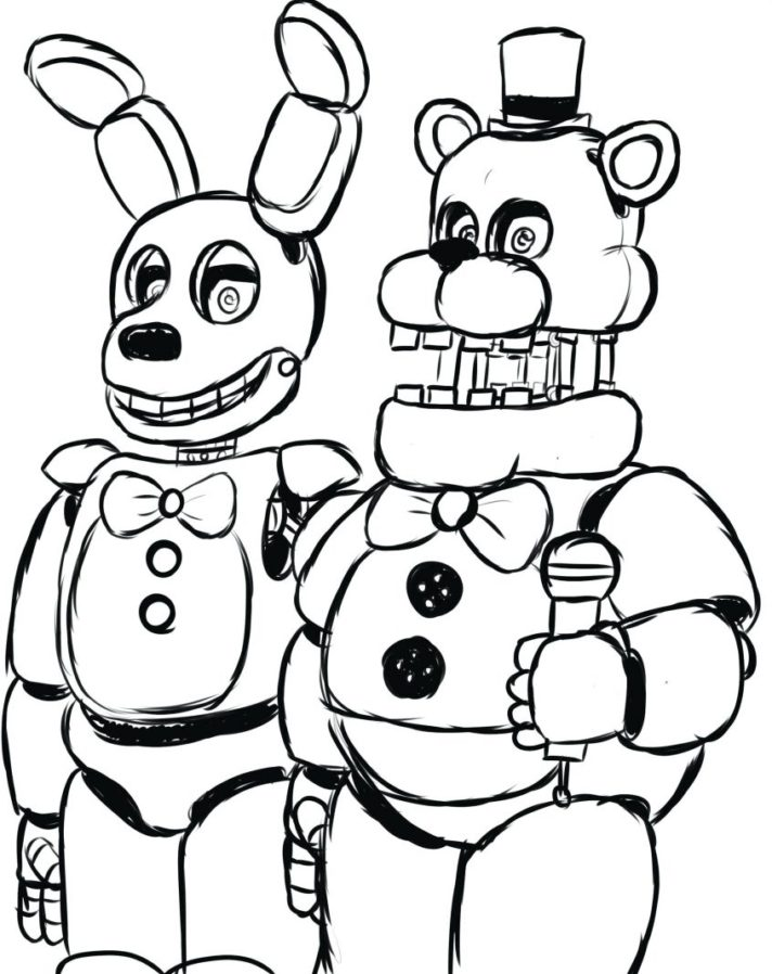 31 most superb five nights at freddys coloring book best of
