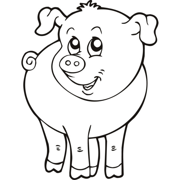 54 most divine animal coloring pages printable turkey free
