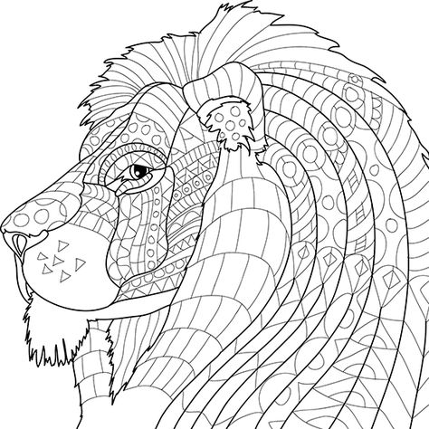 adult coloring pages animals zoo animal coloring pages