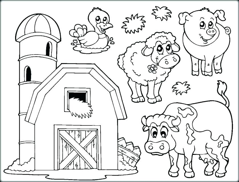 agriculture coloring pages exercisestodoathome