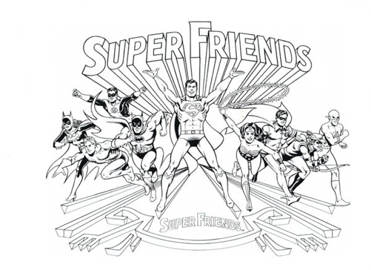 all justice league members coloring pages free fun for kids