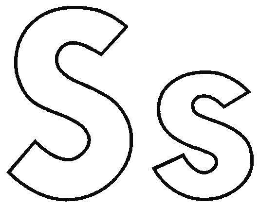 alphabet coloring pages 7 letter d coloring page free