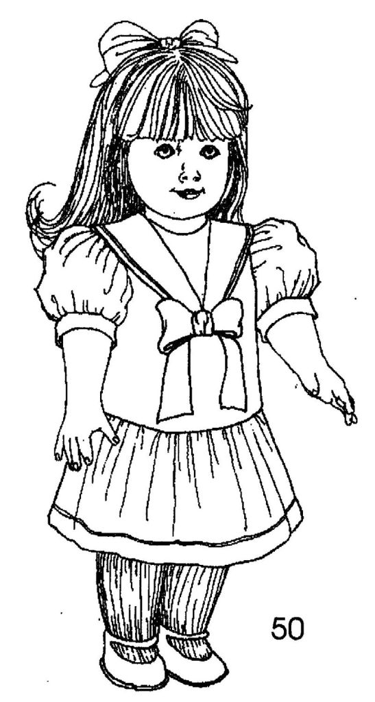 american girl doll coloring pages grace seahorse coloring