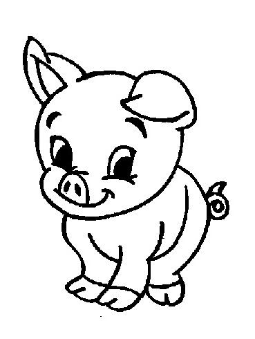 animal coloring pages for kids drawing and painting for kids